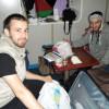 Mavi Marmara Şehidi Furkan Doğan'ın Kabri & Babası Ahmet Doğan'ı Ziyaret